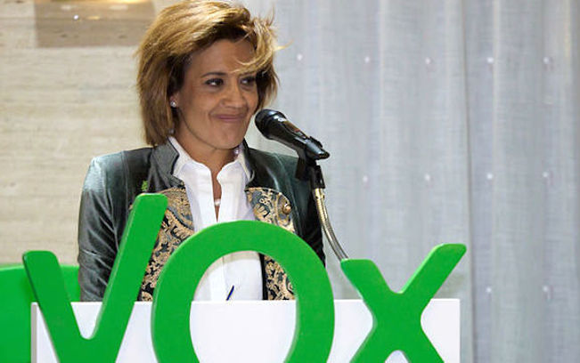 Rosario Velasco Hernández. Foto: La Cerca - Manuel Lozano Garcia