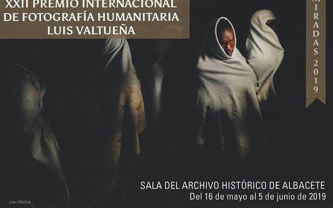 Exposición del XXII Premio Internacional de Fotografía Humanitaria Luis Valtueña.