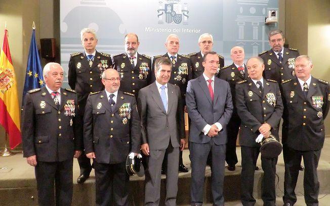 El secretario de estado de seguridad ha presidido la toma for Gobierno de espana ministerio del interior
