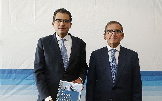 Miguel Cardoso y Juan Carlos Hidalgo.