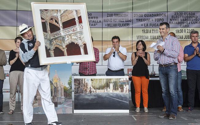 Ferias y Fiestas 2017, Certamen de Pintura Rápida \