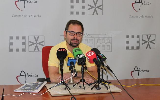 Gonzalo Redondo.