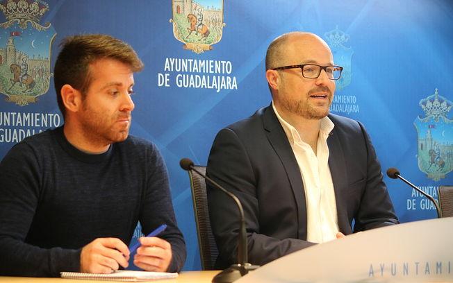 Grupo municipal de Ciudadanos Guadalajara