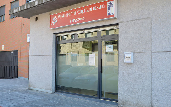 La OMIC se ubica en el número 3 de la calle Romero. Fotografía: Álvaro Díaz Villamil / Ayuntamiento de Azuqueca