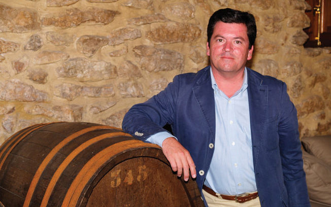 Ignacio de Miguel, uno de los enólogos más prestigiosos de España