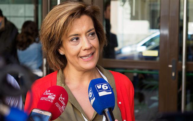 Rosario Velasco.