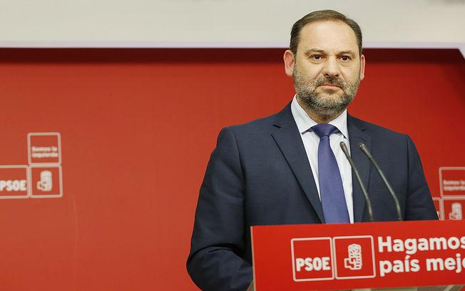 José Luis Ábalos, secretario de organización.