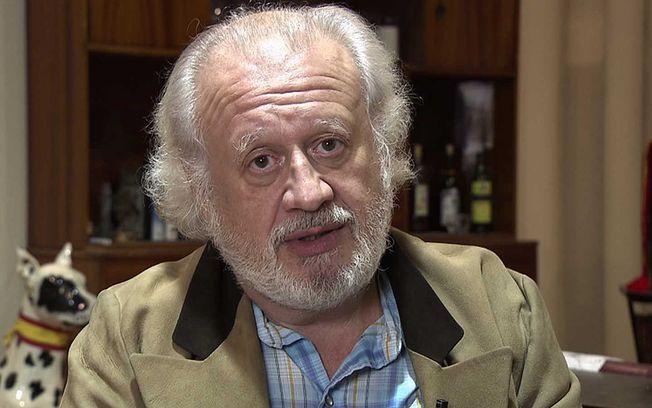 Juan Echanove, actor.