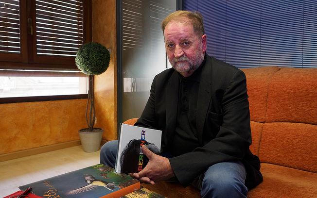Ricardo Avendaño. Foto: Manuel Lozano Garcia / La Cerca