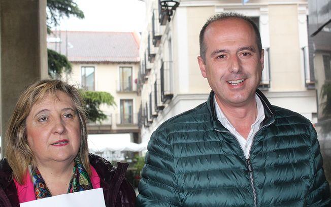 Alberto Rojo y Riansares Serrano.