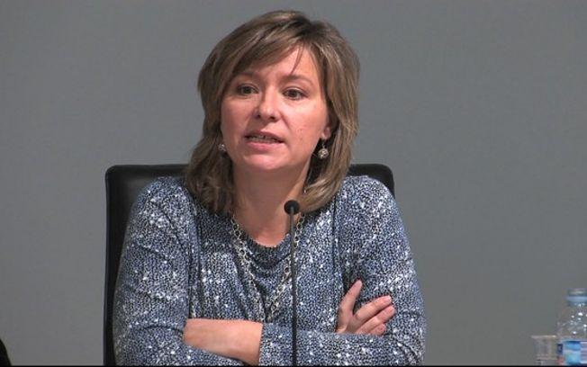 La directora general de Cooperación Local del Ministerio de Política Territorial, Llanos Castellanos