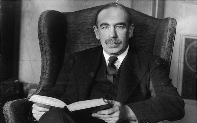 John Maynard Keynes- Economista - (1883-1946)