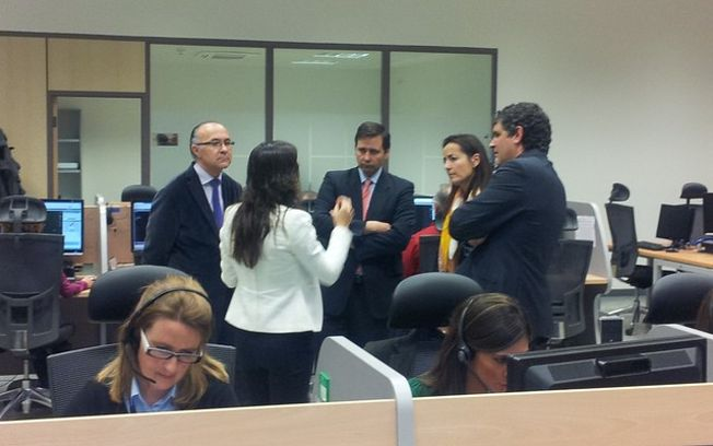 El subsecretario del ministerio del interior luis for Direccion ministerio del interior madrid