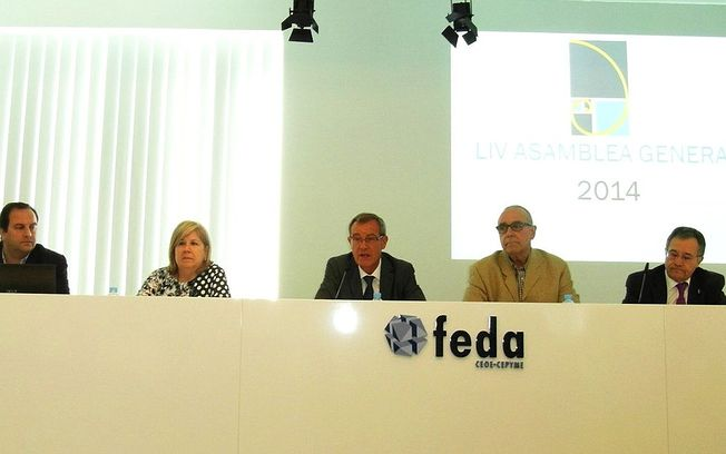 Asprona celebró su LIV asamblea ordinaria