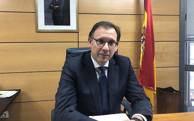 Juan Ignacio Bonilla, director provincial.