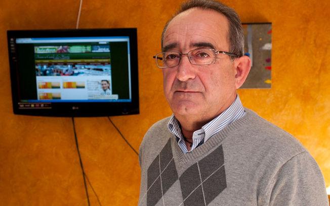 Juan Miguel Cebrián, presidente de la Denomincación de Origen Manchuela