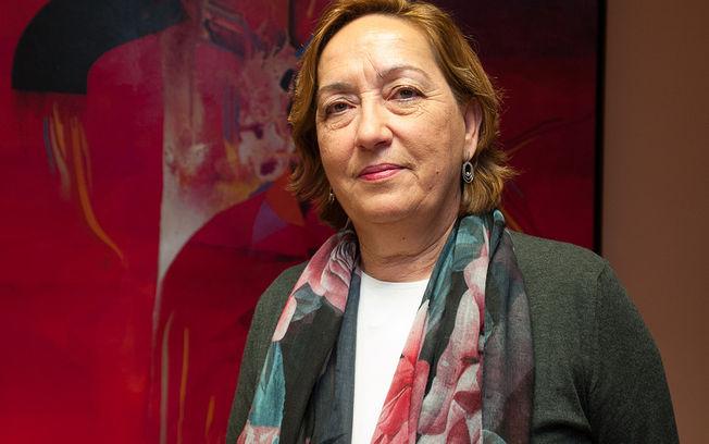 Maria Luisa Soriano, consejera de Agricultura de Castilla-La Mancha.