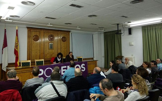 Círculo Podemos.