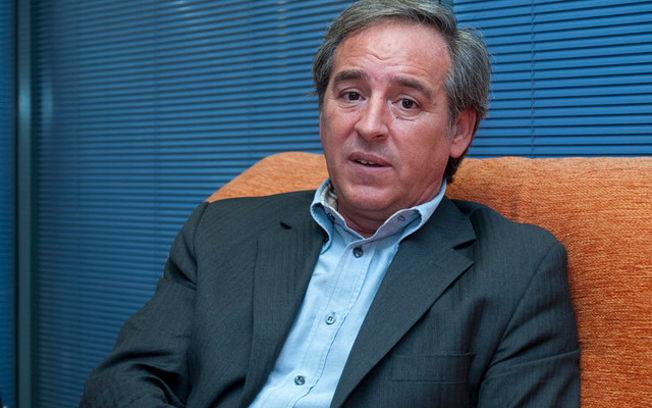 El presidente de CECAM, Ángel Nicolás.