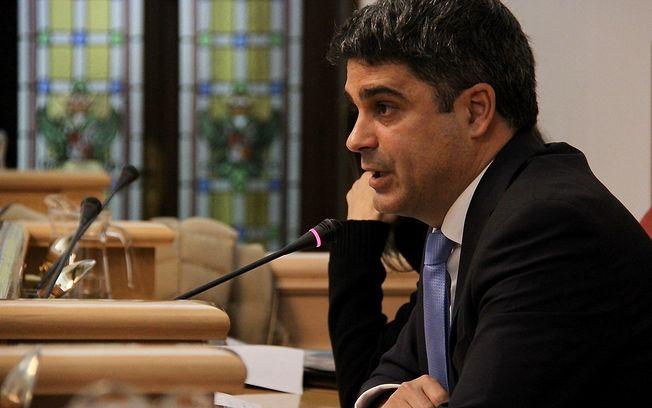 Juan José Alcalde, concejal del PP en el Ayuntamiento de Toledo. (archivo)