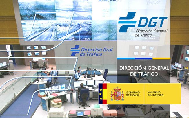 Dirección General de Tráfico. Foto: Ministerio del Interior