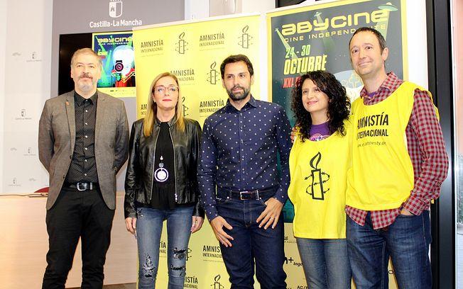 Ciclo Amnistía Internacional de Abycine.
