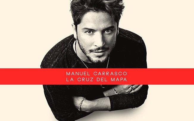 Manuel Carrasco - 'La Cruz del Mapa'.