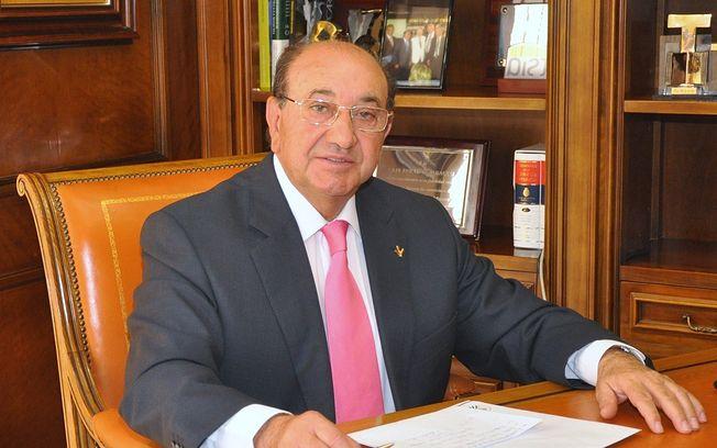 Higinio Olivares Sevilla, presidente de Globalcaja.