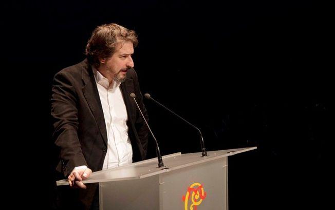 José Manuel Zamora, director de Abycine. Fotografía de Laura Vico – Abycine.