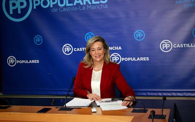 Lola Merino, diputada regional. Foto: PP CLM.