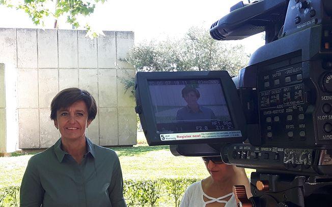 Ana González, senadora del PP Guadalajara