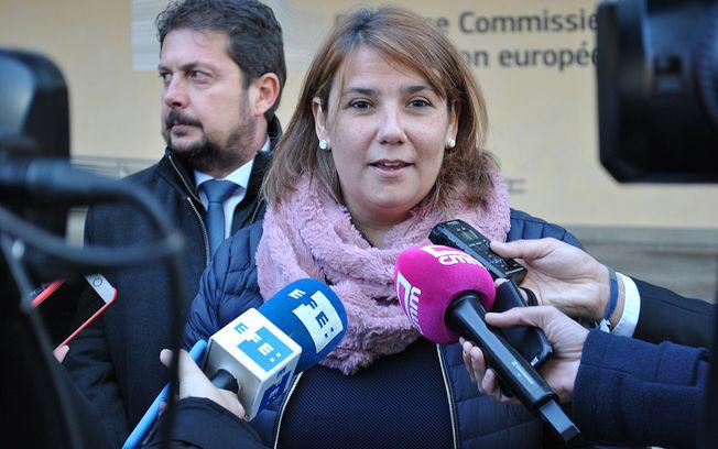 Agustina García Élez. (FOTOS: Cristina Fernández Garcíaa-Viso//JCCM)