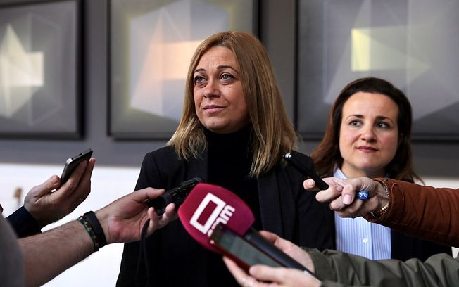 Carmen Picazo, portavoz de Cs  de Castilla-La Mancha.