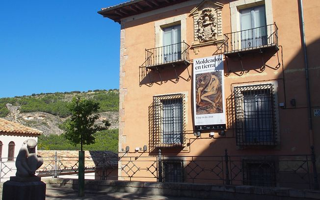 Centro de Arte Casa Zavala.