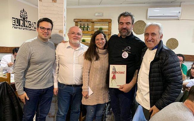 """I Jornadas Gastronómicas de Cocina de Vanguardia """"Elche-Fusión"""""""