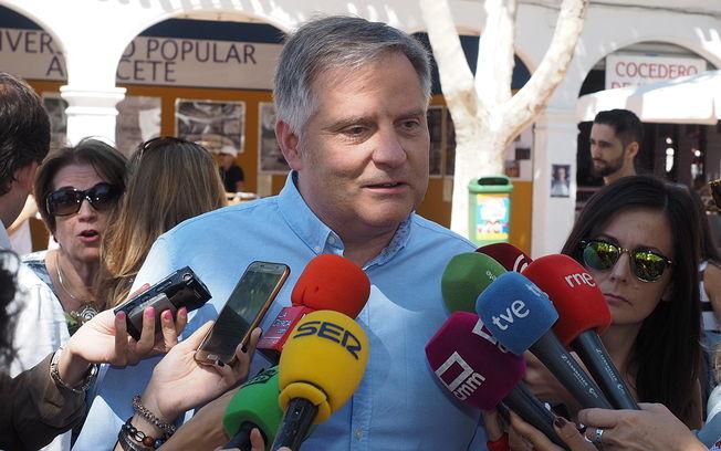 Francisco Cañizares en la Feria de Albacete 2017