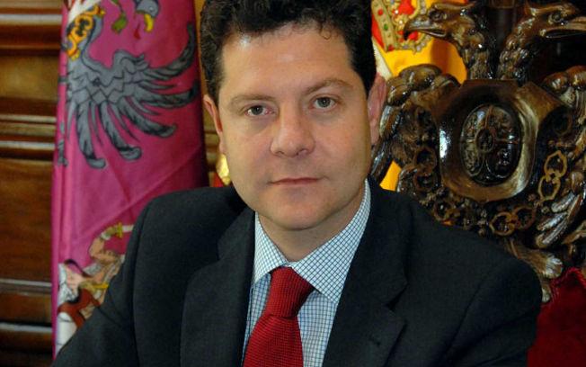 Emiliano García Page, alcalde de Toledo. Foto de archivo.