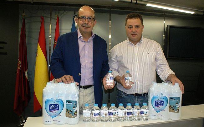 Presentación campaña Aquadeus.