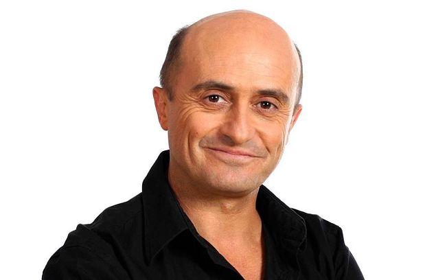 Pepe Viyuela, actor.